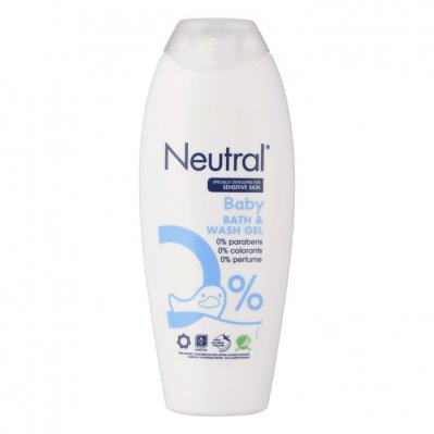 Neutral Baby wasgel parfumvrij