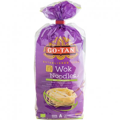 Go-Tan Wok noodles bio