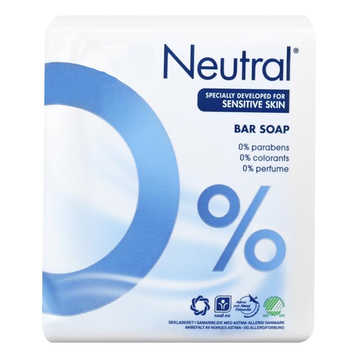 Neutral Zeep parfumvrij