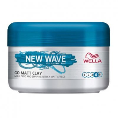 New Wave Go matt clay