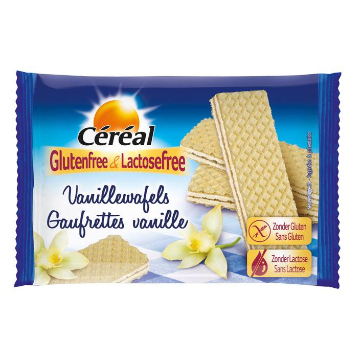 Cereal Vanillewafels gluten- & lactosevrij