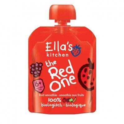 Ella's Kitchen Fruit smoothie the red one 6+ mnd