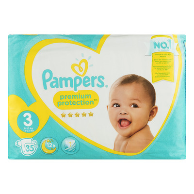 Pampers Premium protection maat 3