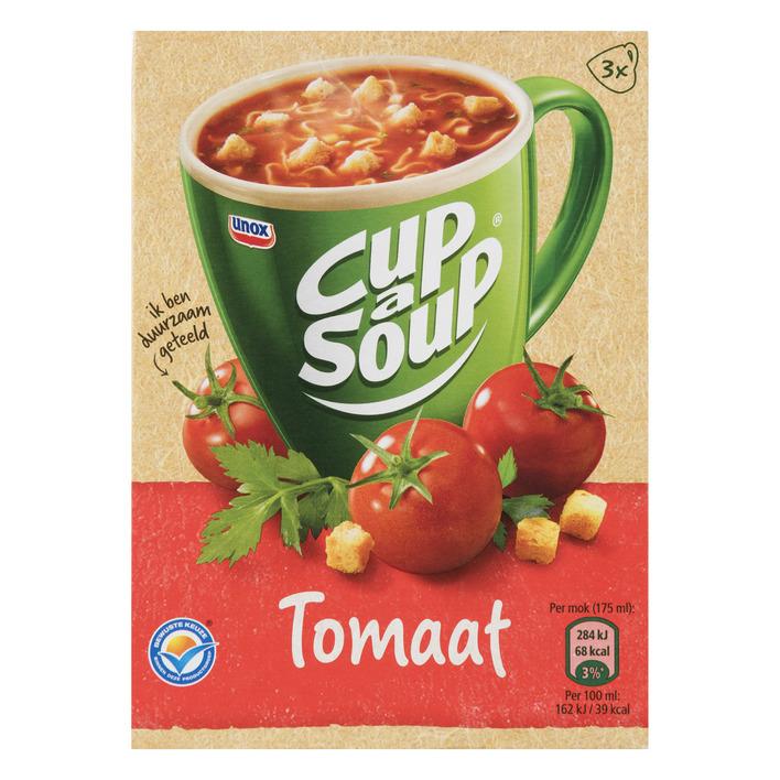 Unox Cup-a-soup tomaat