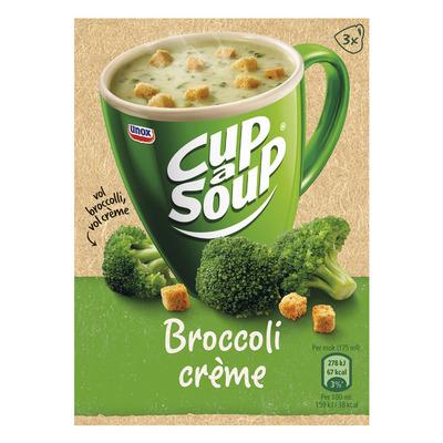 Unox Cup-a-soup broccoli crème