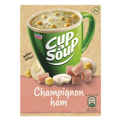 Unox Cup-a-soup champignon ham