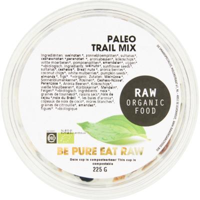 Raworganic Paleo trailmix biologisch