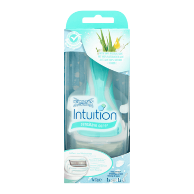 Wilkinson Sword Intuition Sensitive Care Zeep Vulling