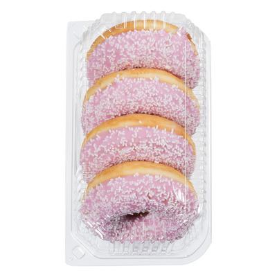 Huismerk Donuts pink (vers)