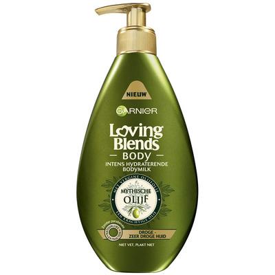 Garnier Loving Blends mytische olijf bodymilk