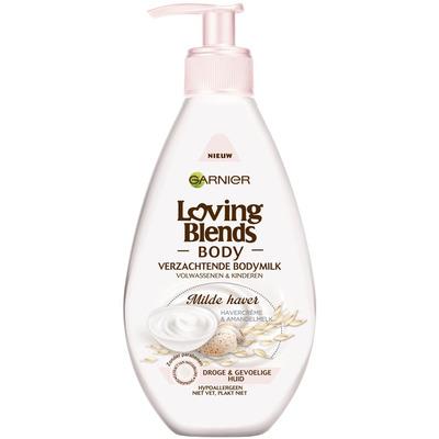 Garnier Loving Blends bodymilk milde haver