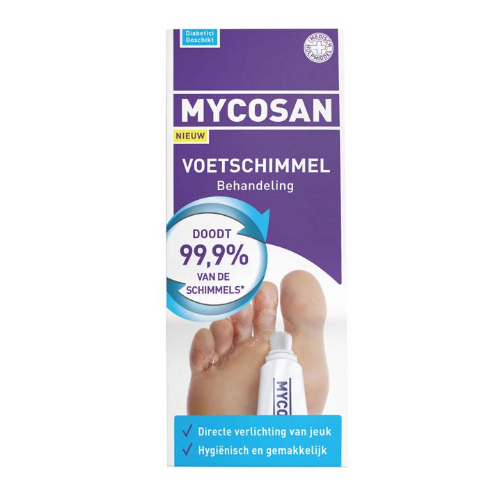 Mycosan Voetschimmel