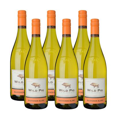Wild Pig 6 x Sauvignon Blanc