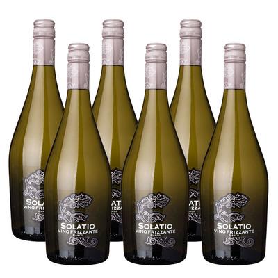 Solatio 6 x Vino Frizzante bianco