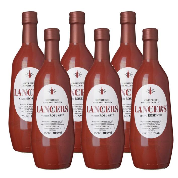 Lancers 6 x Rosé