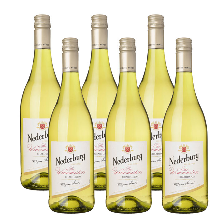 Nederburg 6 x Chardonnay
