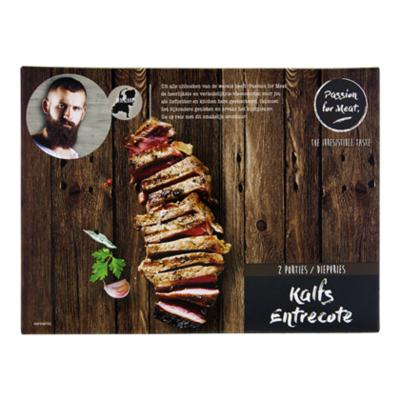 Passion for meat Kalfs Entrecote Nederland