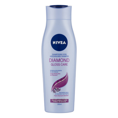 Nivea Diamond gloss shampoo