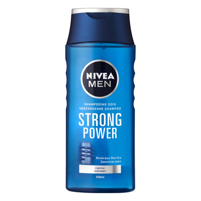 Nivea Men strong power shampoo