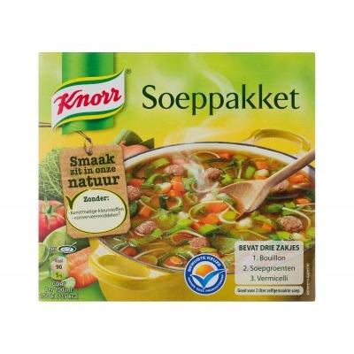 Knorr Soeppakket voor groentesoep