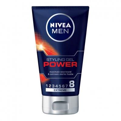 Nivea Men power styling gel