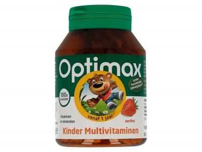 Davitamon Optimax kinder multivitaminen