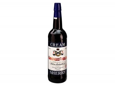 Gonzalez Sherry cream