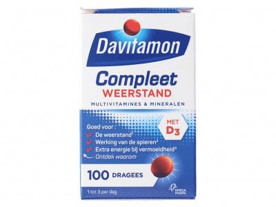 Davitamon Multivitamines compleet weerstand