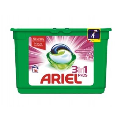 ariel 3in1 pods aanbieding