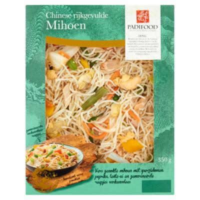 Padifood Chinese Rijkgevulde Mihoen 350 g
