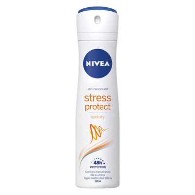 Nivea Stress protect spray vrouw