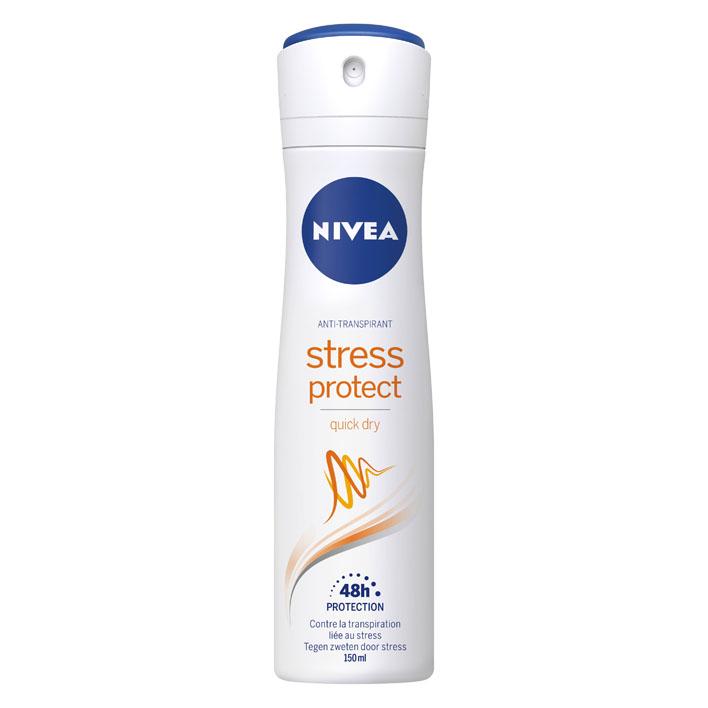 Nivea Stress protect spray vrouw