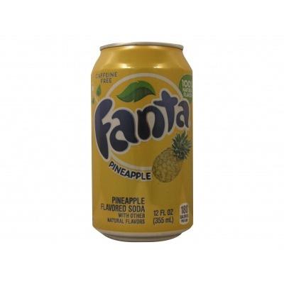 Fanta Pineappel