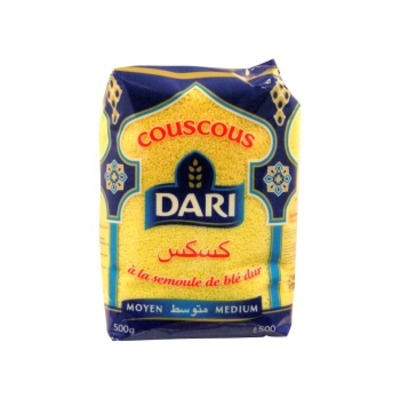 Dari Couscous medium