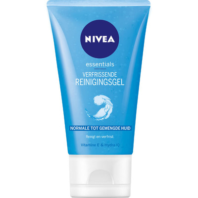 Nivea Pure effect all-in-one reinigingsgel