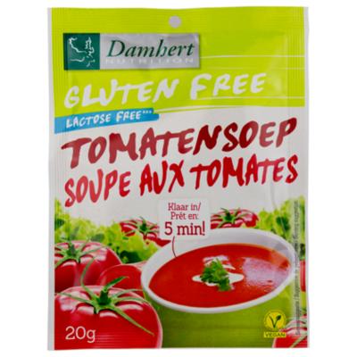 Damhert Glutenvrije toast oven zakjes