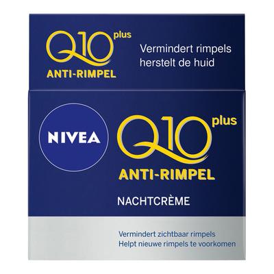Nivea Q10 power nachtcrème