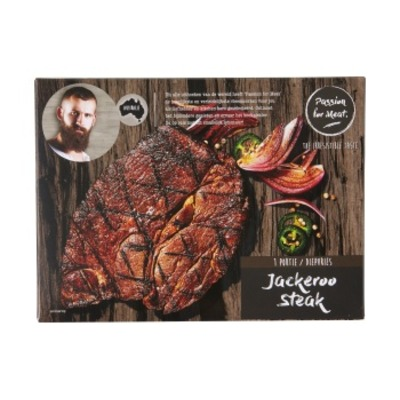 Passion for Meat Jackeroo steak