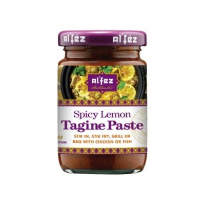 Alfez Lemon tagine paste