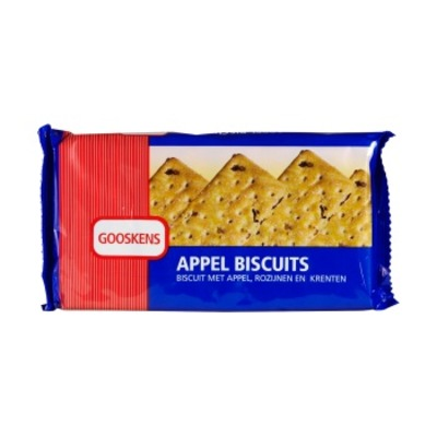 Gooskens Fruitbiscuits appel