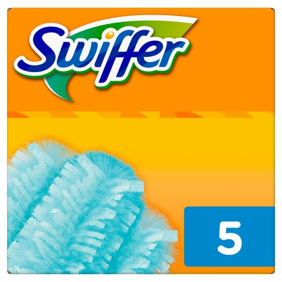 Swiffer Duster navullingen 5 doekjes