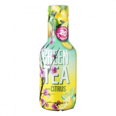Arizona Green tea citrus