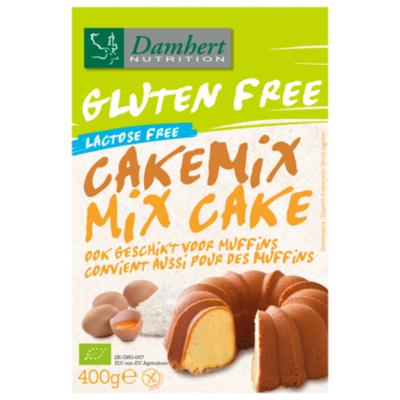 Damhert Glutenvrije cakemix bio