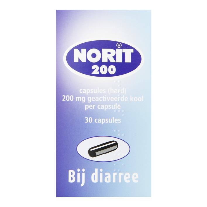 Norit capsules