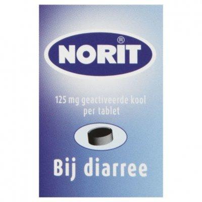 Norit Tabletten 125 mg