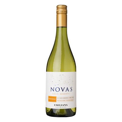 Novas Chardonnay Gran Reserva bio