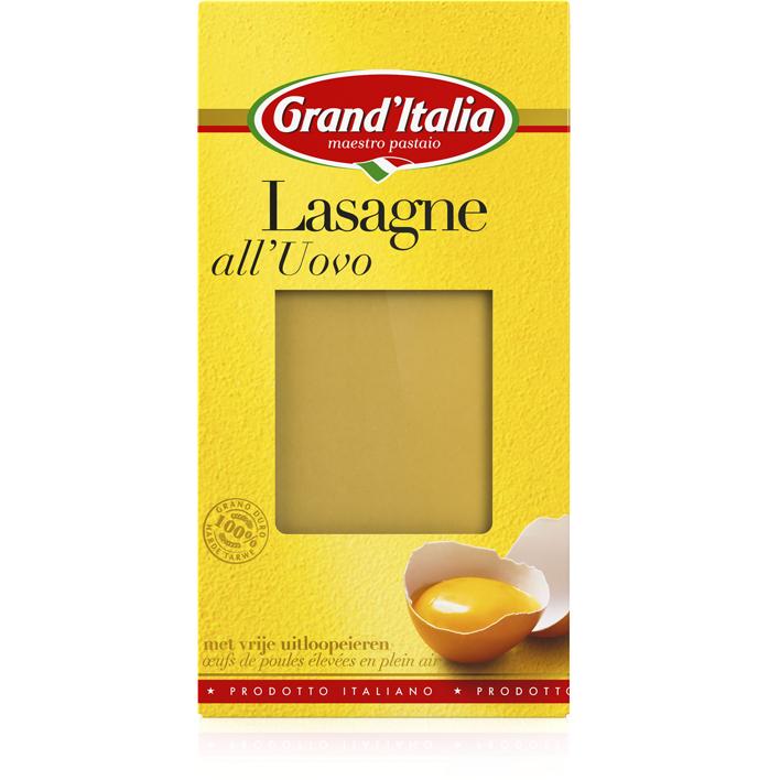 Grand'Italia Lasagne all'uovo
