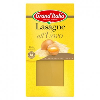 Grand'Italia Lasagne all'uovo