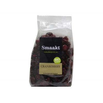 Smaakt Cranberries