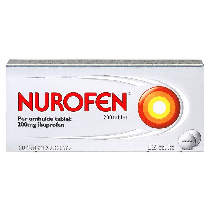Nurofen Pijnstillers 200 mg